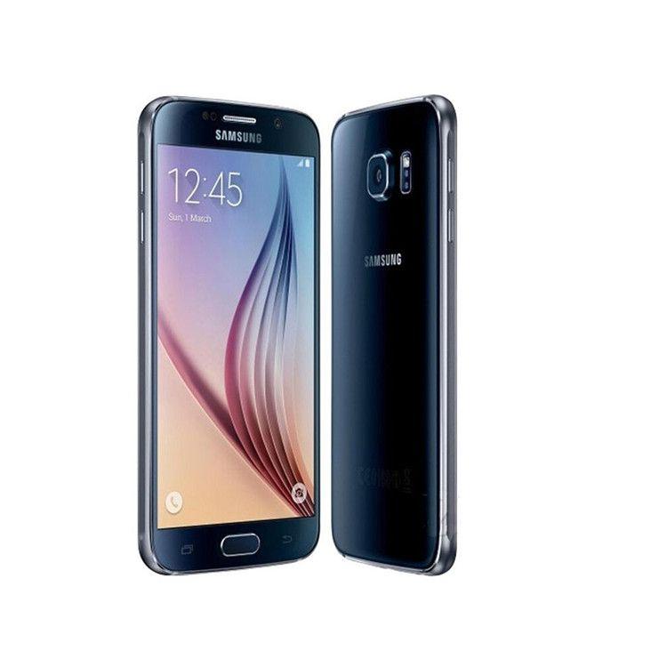 Refurbished Original Samsung Galaxy S6 G920A G920T G920P G920V G920F Unlocked Cell Phone Octa Core 3GB/32GB 16MP ATT T-mobile Sprint Verizon