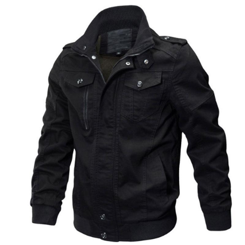 Homens Roupas Casaco homens jaqueta bomber Tactical Outwear Jaquetas Blusão Luz Respirável Dropshipping