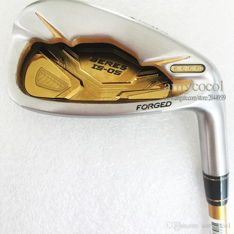 Novos 4 estrelas Golf Clubs Honma S-05 Golf Irons 4-11A S ferros definir aço ou eixo de grafite R OR S Eixo frete grátis