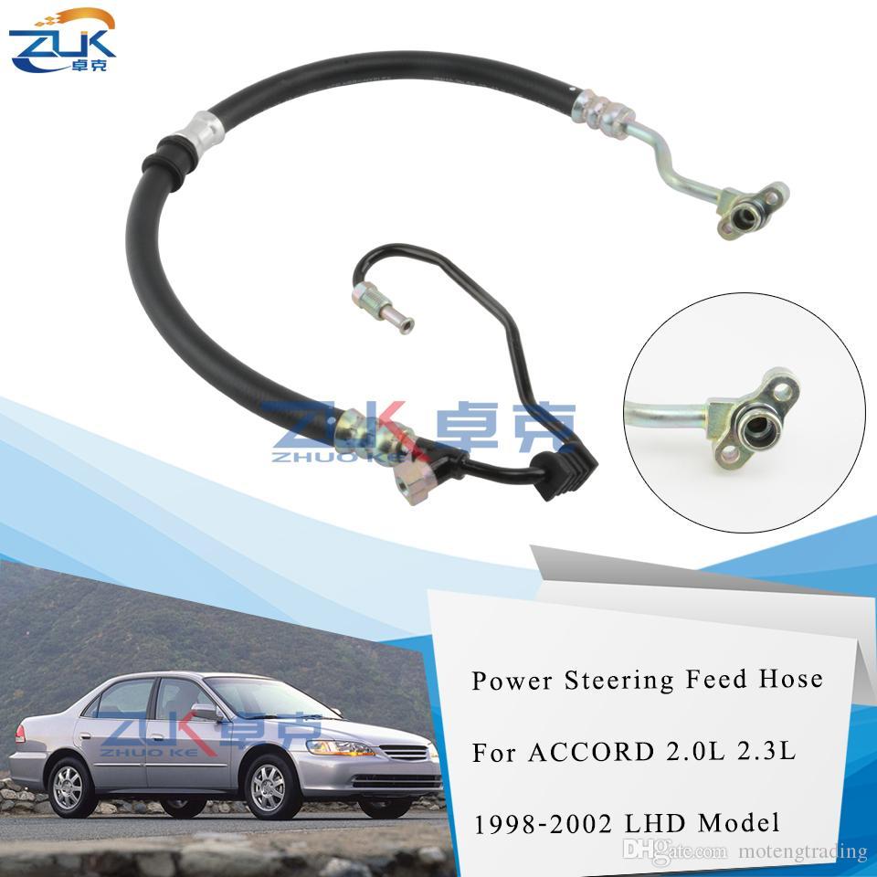 Power Steering Pressure Hose for 1998-2002 Honda Accord