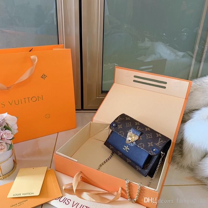 2020 di alta qualità superiore di vendita nuovo sacchetto della macchina fotografica di vacchetta color matching europeo e borsa della macchina fotografica mini di spalla di cuoio moda americana