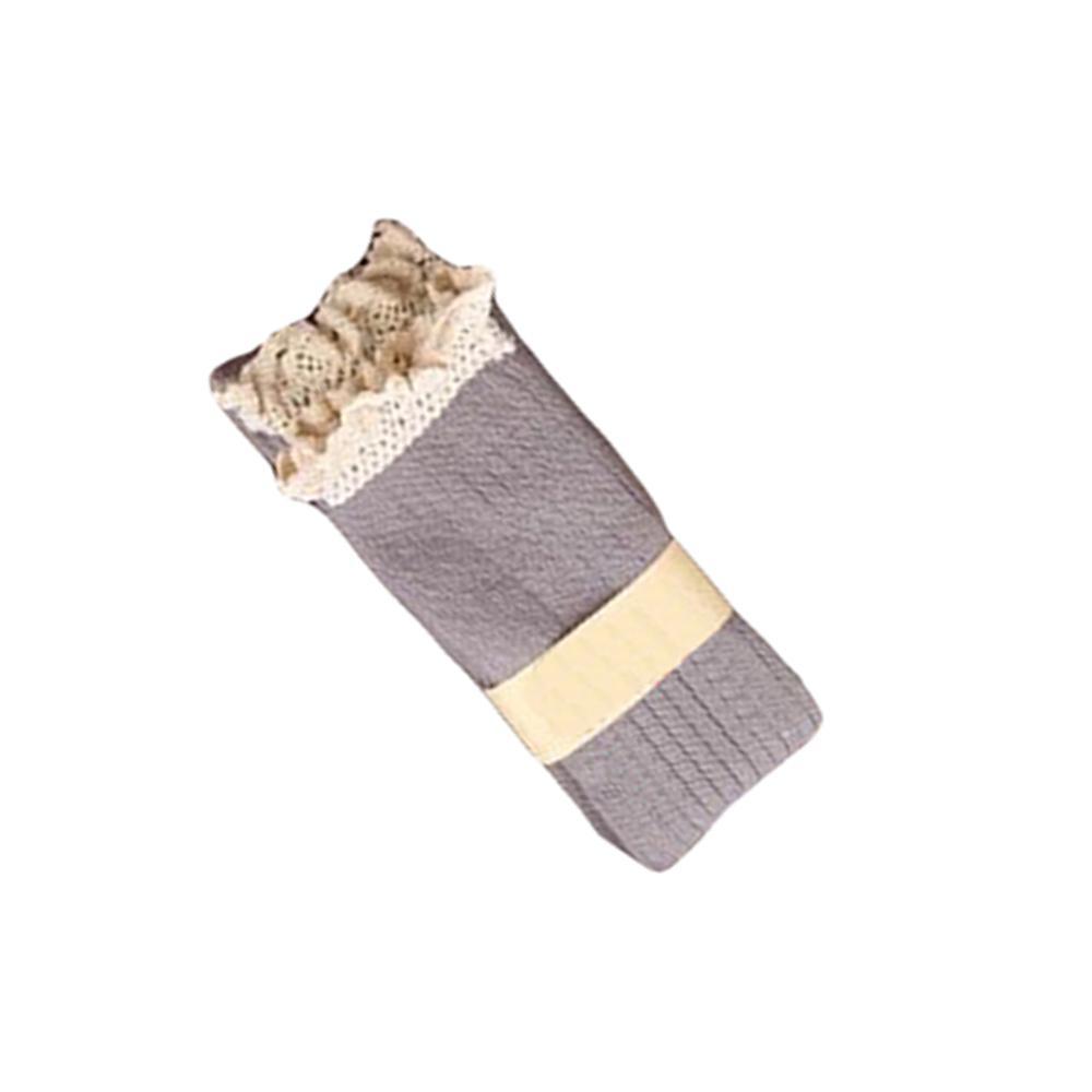 Bayan Dantel Çiçek Çorap Çorap Yüksek Kalite Kış Sıcak Orta Tüp Çorap SCKHC0045