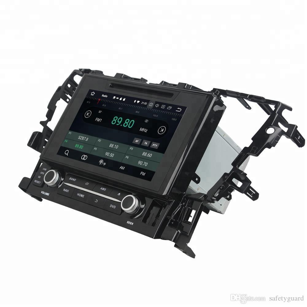 """안 드 로이드 8.0 Octa 코어 2 din 9 """"자동차 DVD GPS 도요타 Alphard 2015 2016 2017 2018 RDS 라디오 블루투스 WIFI USB DVR 4 GB RAM 32 GB ROM"""