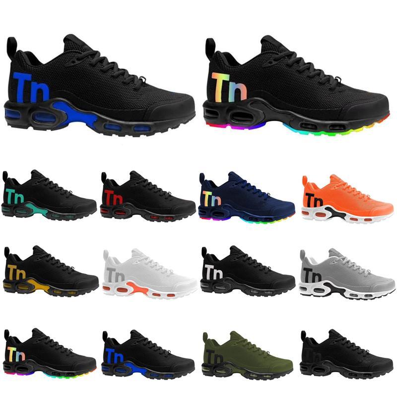 erkekler kadınlar Hava yegane spor ayakkabı ayakkabılar spor koşu ayakkabıları için 2020 TN Ayarlı Artı kpu MERCURIAL eğitmen
