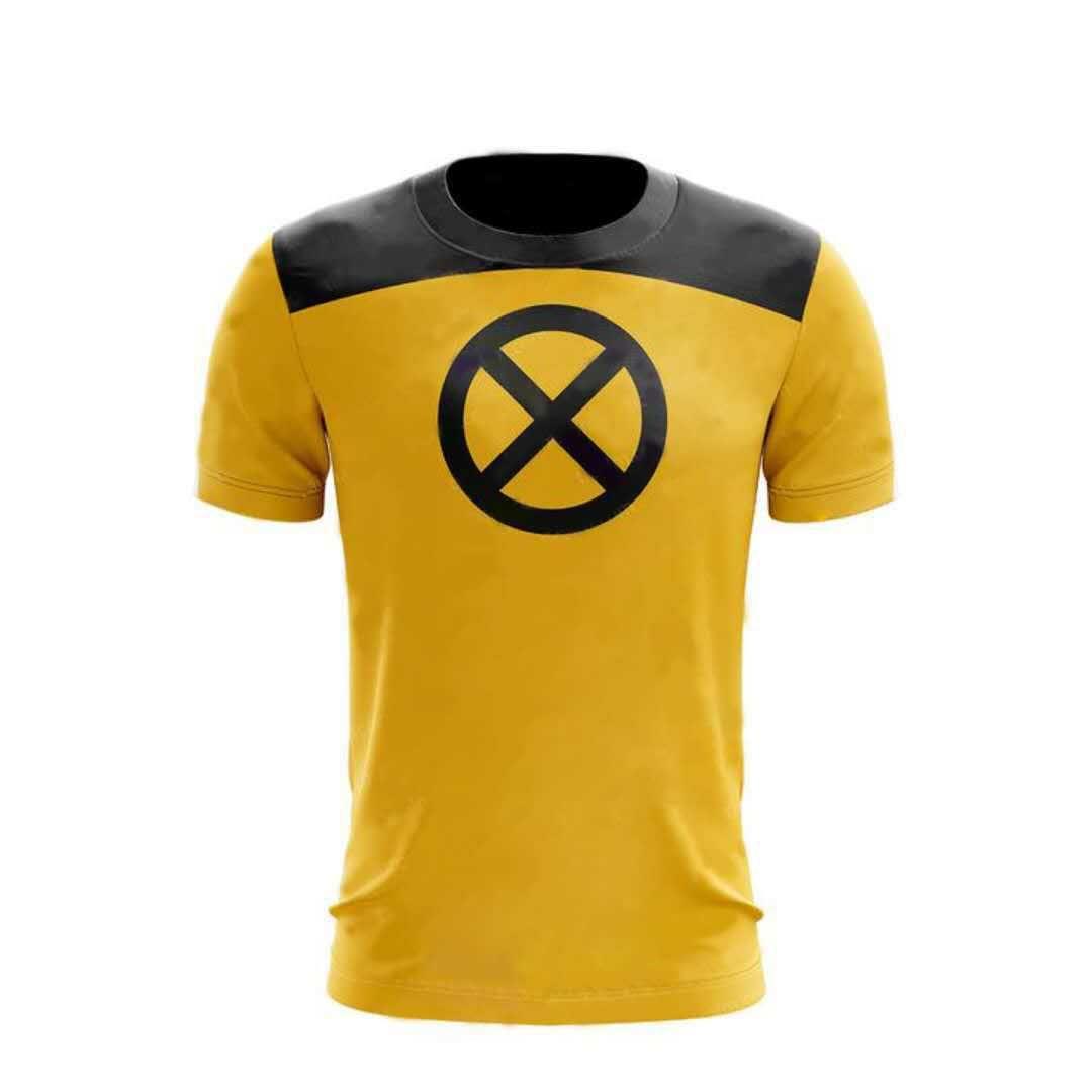 Erkek Tasarımcı T Shirt Kahraman Patten Kısa Kollu Marka Moda Stil Gevşek Tees Pamuk T Gömlek Genç Erkekler Tops