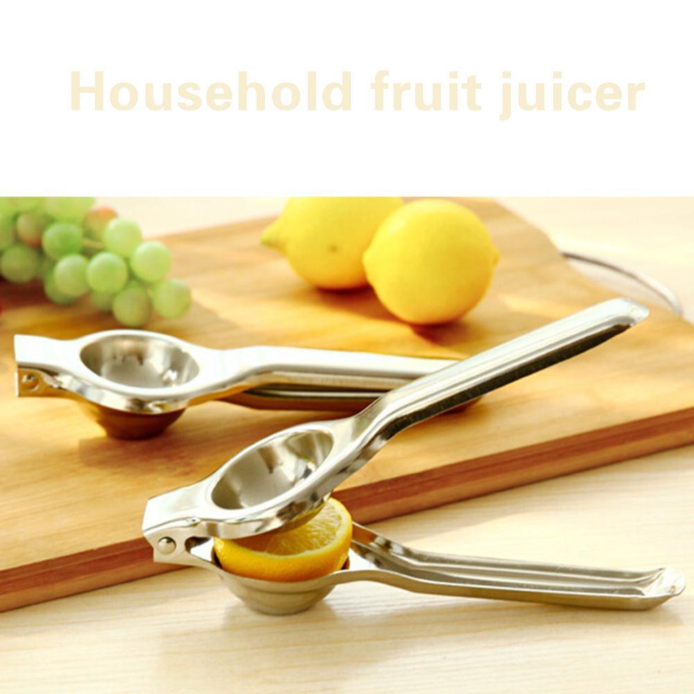 Manuale acciaio inox Agrumi spremiagrumi a mano Juicer Utensili da cucina limone Juicer spremiagrumi succo di frutta Pressing