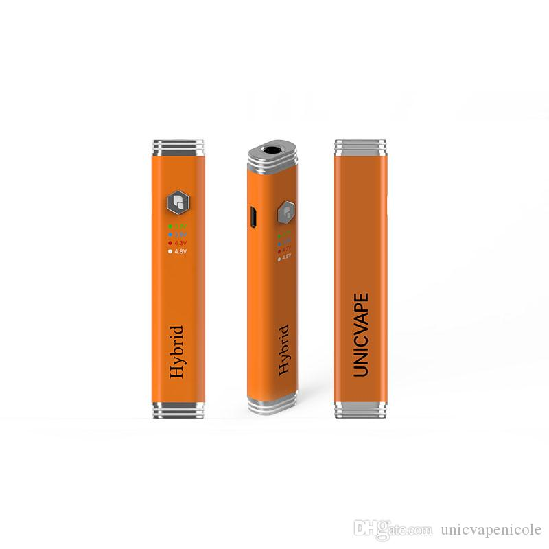 Yüksek Voltaj Wax Vape Kalem 4.8V Büyük Puff Bar Yağ Vape Kiti Maliyet Etkili Private Label 510 Vaporizer Pil
