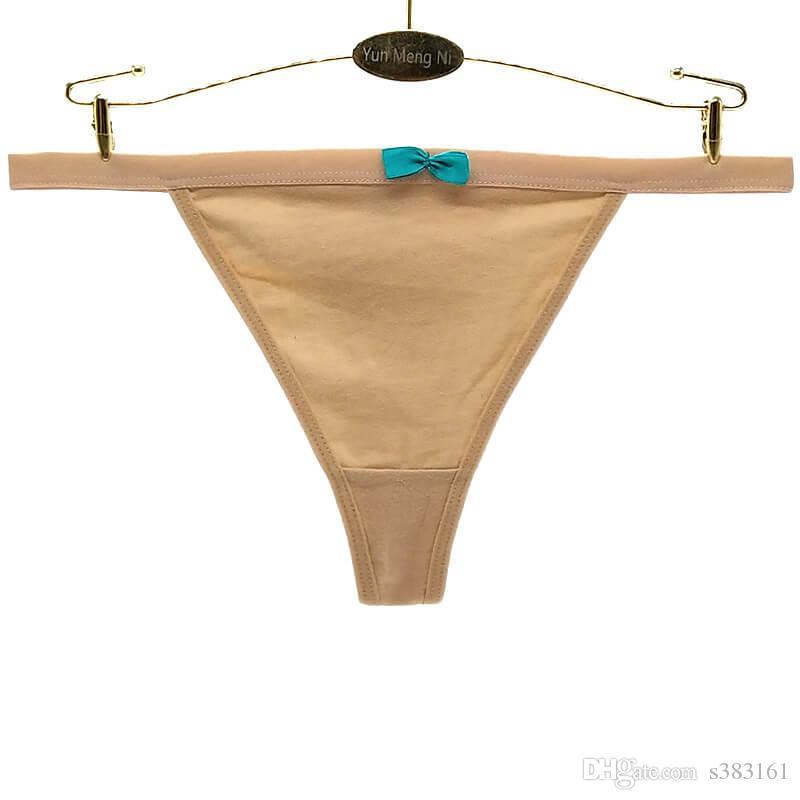 56fdae4c0d Acquista Yun Meng Ni Sexy Perizoma In Cotone Donna Migliori Ragazze Sexy T  Back Perizoma Donna Solid G String A $4.27 Dal S383161 | DHgate.Com