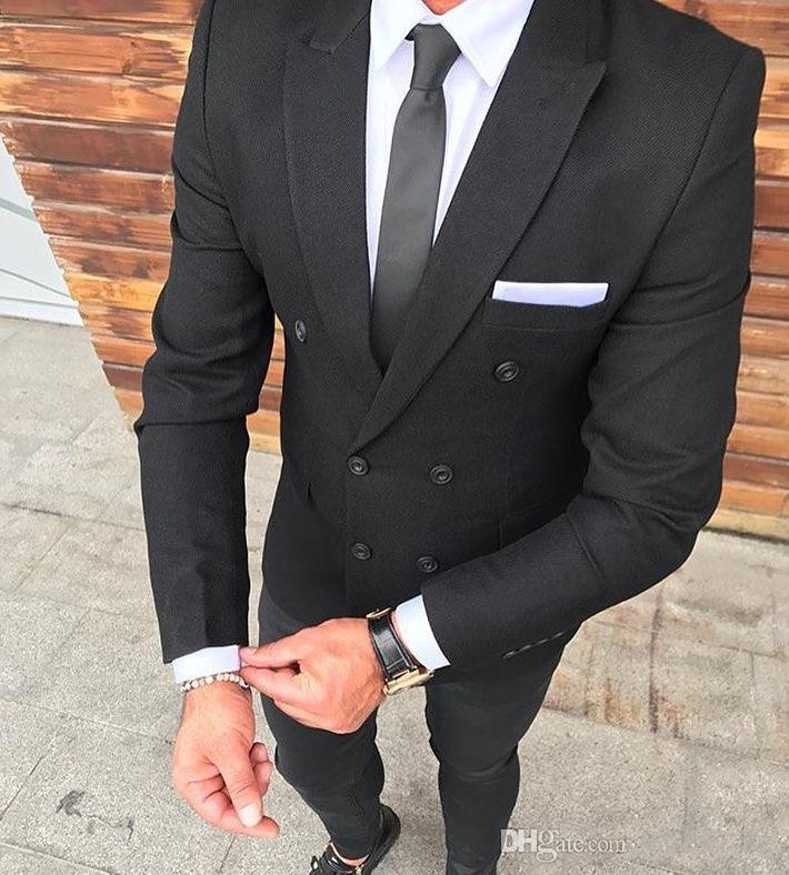 الكلاسيكية مزدوجة الصدر رجل الدعاوى الرسمية لحفلات الزفاف العريس أفضل الرجال الدعاوى رجال الأعمال الزفاف toxedos مخصص