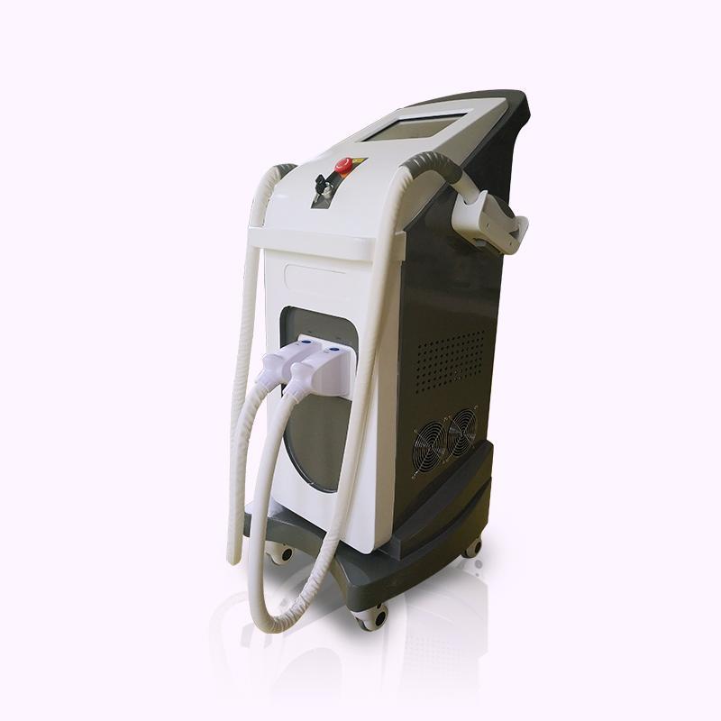 2020 new design hair removal e-light laser machine spa use pico laser shr skin rejuvenation anti pigment freckle
