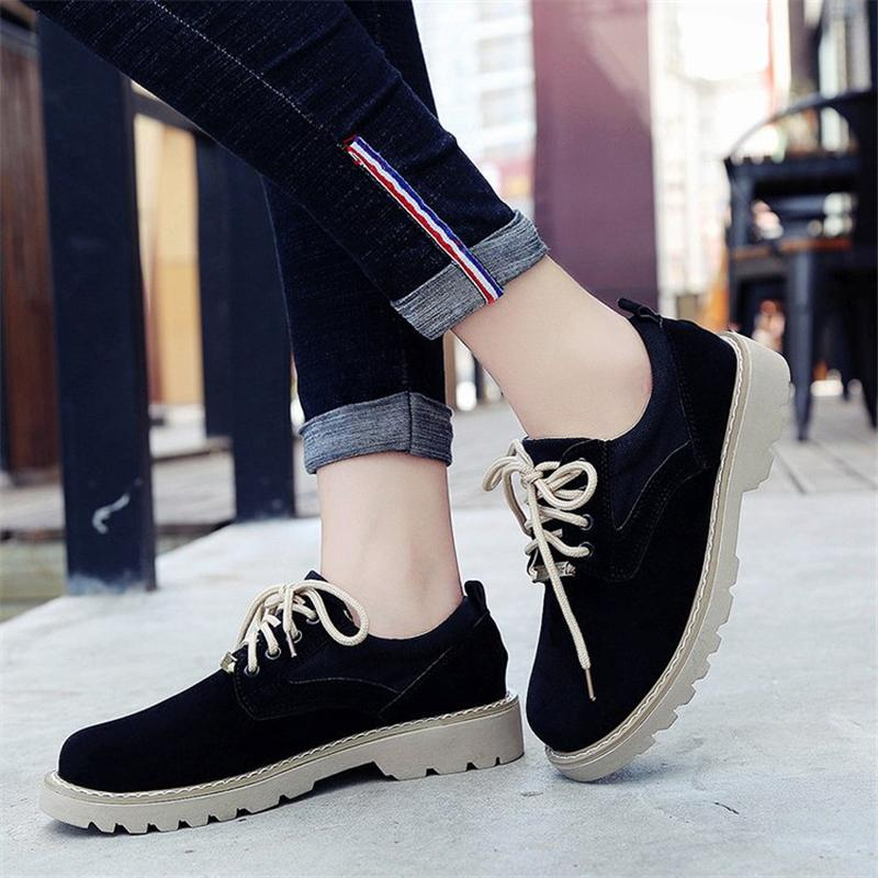 Fashion Womens Oxfords Business Casual