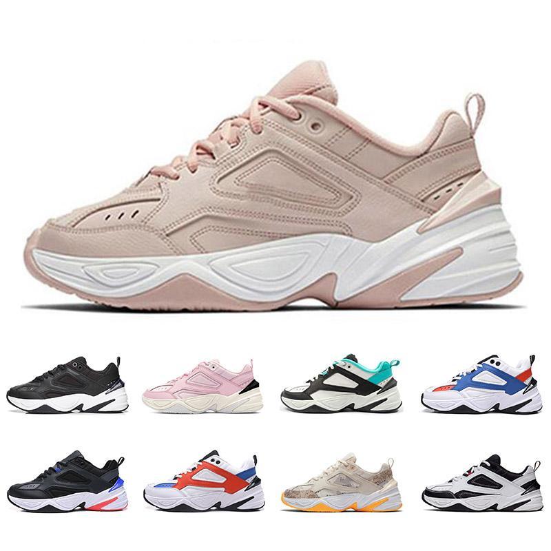 Particle Beige Women Dad Sneakers M2k Tekno Running Shoes Black White PARIS Electric Volt Camo Linen Be Ture Pink Foam Designer Men Trainers