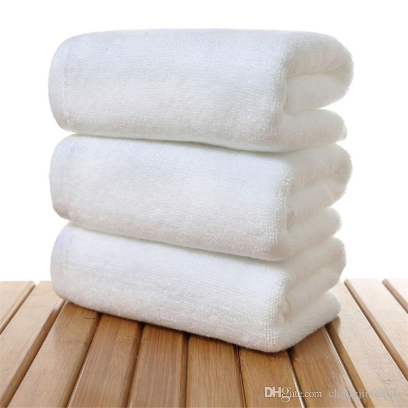 도매 호텔 코튼 타월,목욕 타월 무료 사용자 정의 35*75cm 무료 배송