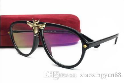 Provide The Best Unisex Metallo Telaio UV400 Occhiali da Sole da Esterno Eyewear
