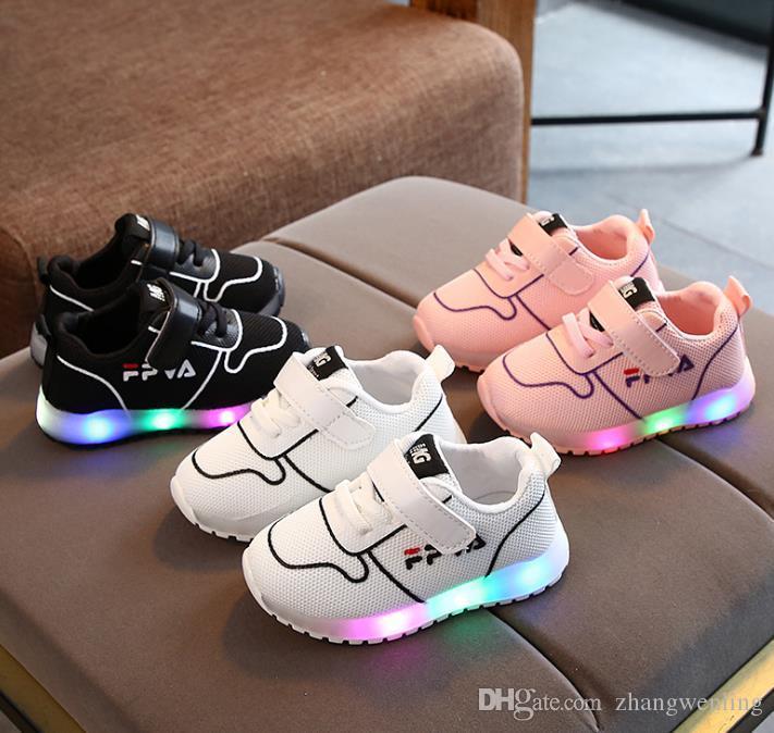 5.5 12.5 Boys Girls Fashion Sneakers