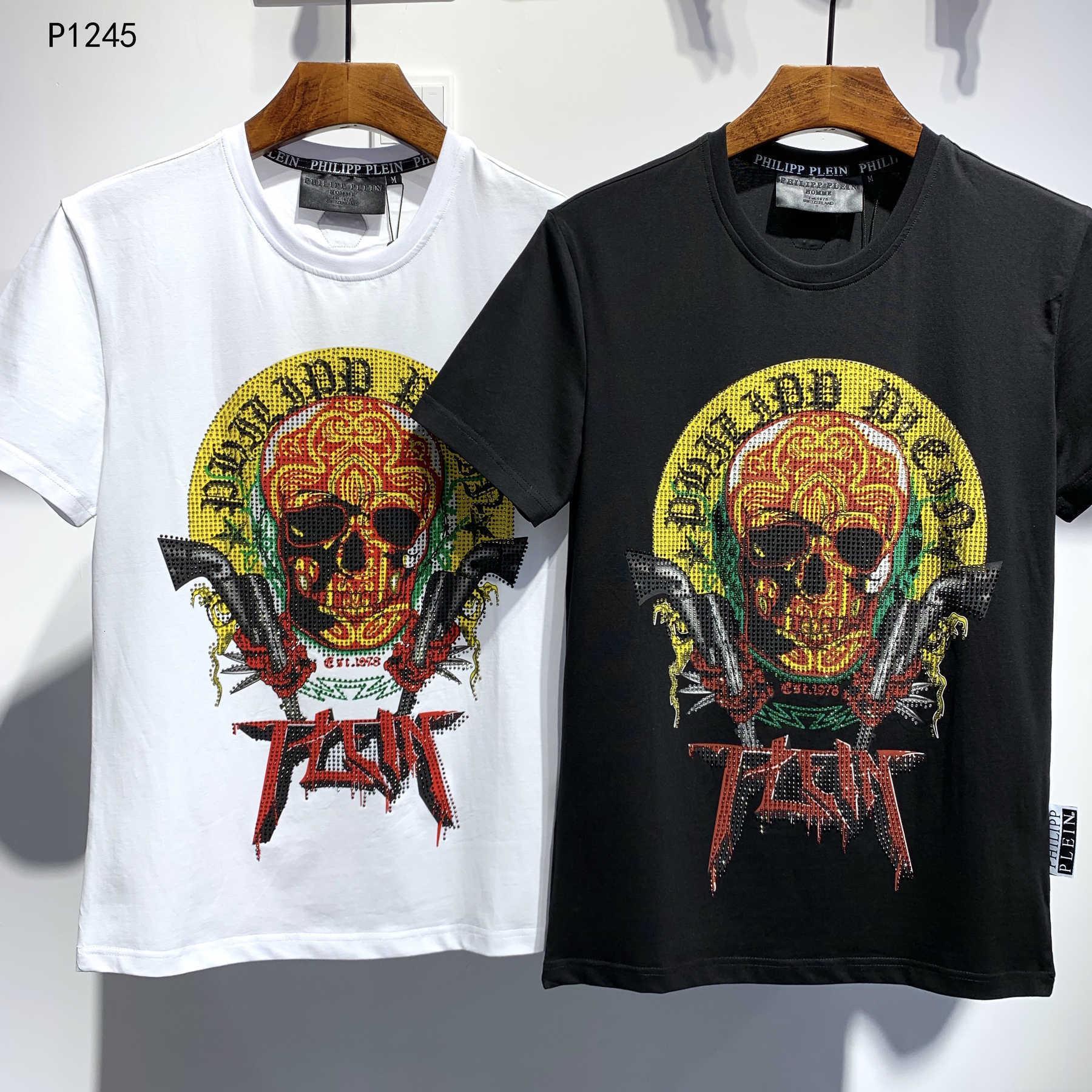 """L'arrivée de nouveaux 2020 été mens T-shirts manches courtes impression de qualité supérieure T-shirt 20191123-y3487 # * # 72313 """"p1245 *"""