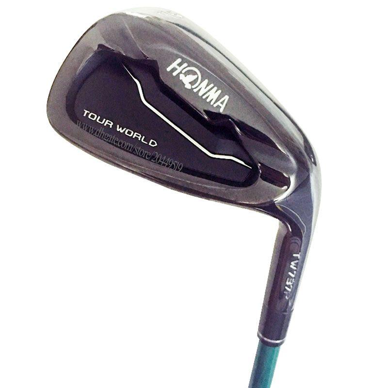 Nouveaux clubs de golf HONMA TW737P Golf IRONS 3-10 CLUBS 11SW CLUBS ENSEMBLE SET ACIER OU GRAPHITE ARBRE DE GOLF LIVRAISON GOLF LIVRAISON