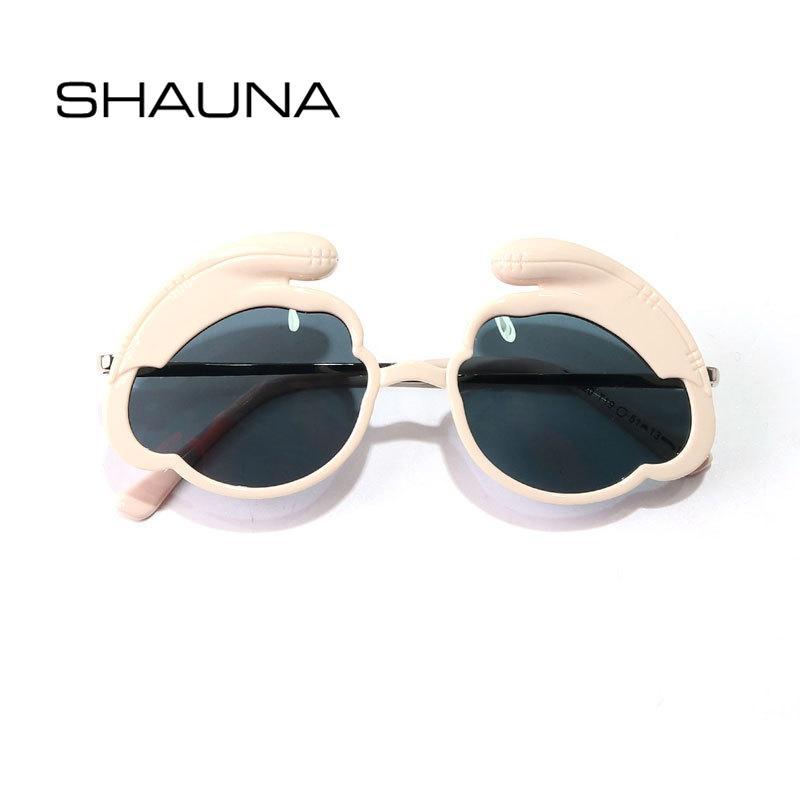 SHAUNA 2020 de Moda de Nova Crianças óculos polarizados Trending Rapazes Meninas Verão Óculos Óculos de proteção UV