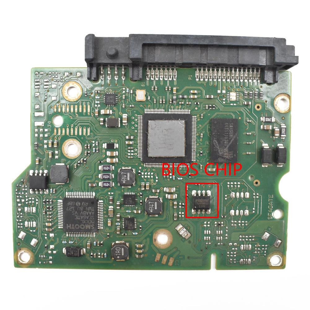 100664987 Practical Circuit Board Data Recovery Logic Controller Green Accessories Printed PCB Replacement HDD For ST2000DM001