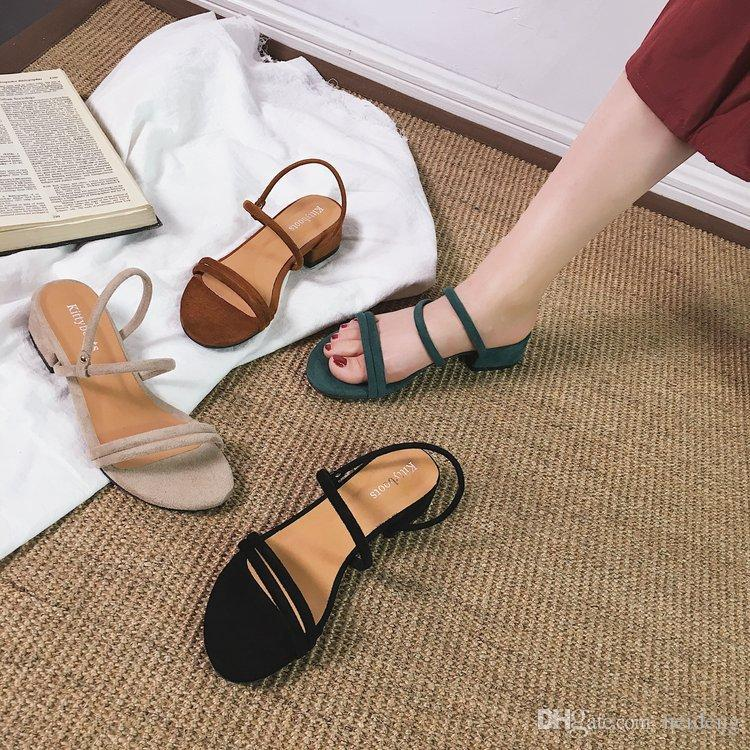 Talones calientes Venta-Womensuede de emociones zapatos de boda de las mujeres únicas cartas sandalias de vestir zapatos de marca de fábrica atractiva