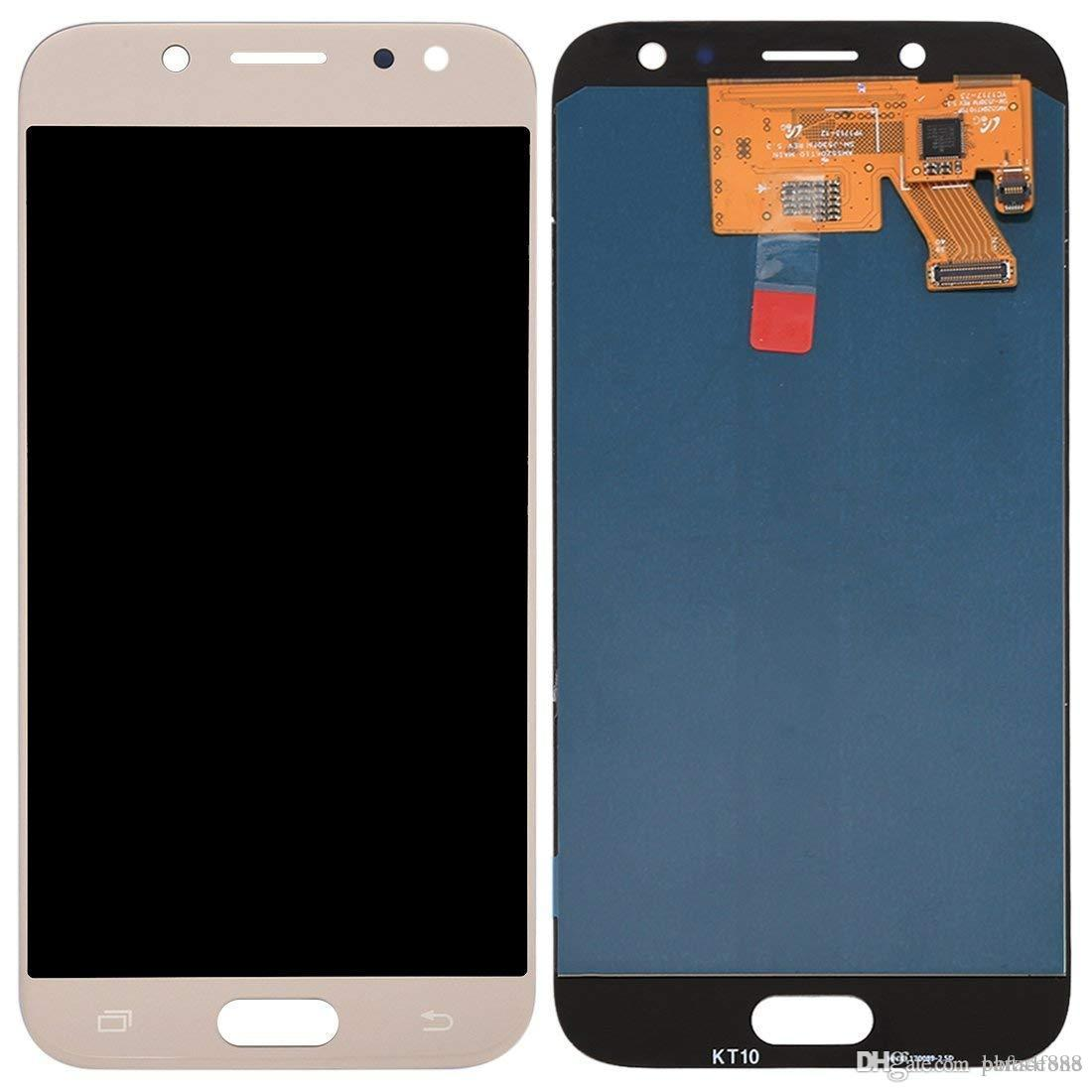 Samsung J5 pro (J530) TFT LCD dokunmatik ekran, ayarlanabilir parlaklık, Yedek Parçaları, yeni ve yüksek kaliteli yedek parçaları
