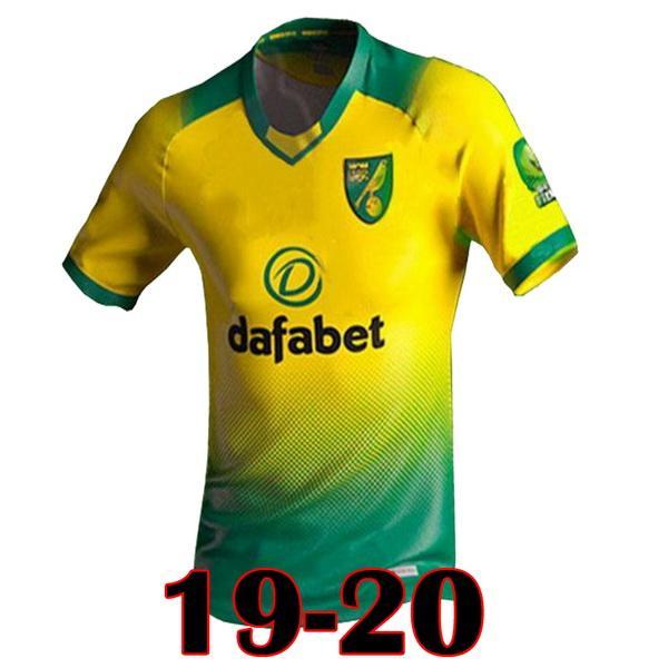 Jaunes à Norwich Shirt Dos Carte D/'Anniversaire