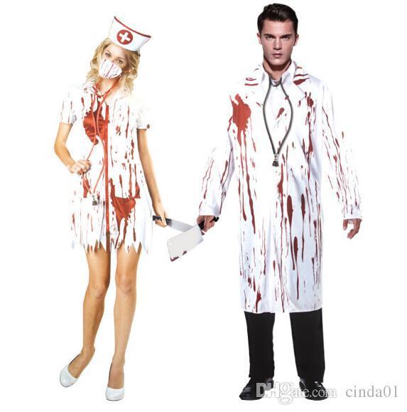 Krankenschwester kostüm für männer