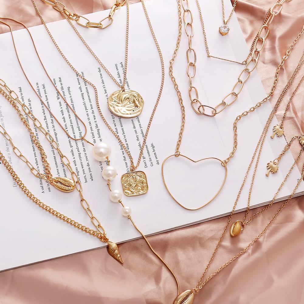 "Fashion 16 mm Naturel Rose Akoya Shell Perle Ruban Collier Pendentif 17/"""