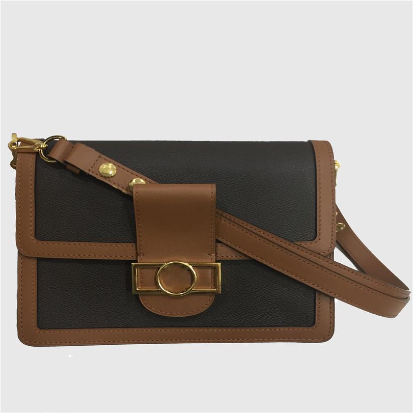 Bolsa de hombro diseñador de las mujeres bolsos de lujo de bolsos monederos de cuero genuino bolso de hombro del bolso de mano para mujer de los bolsos de embrague monedero