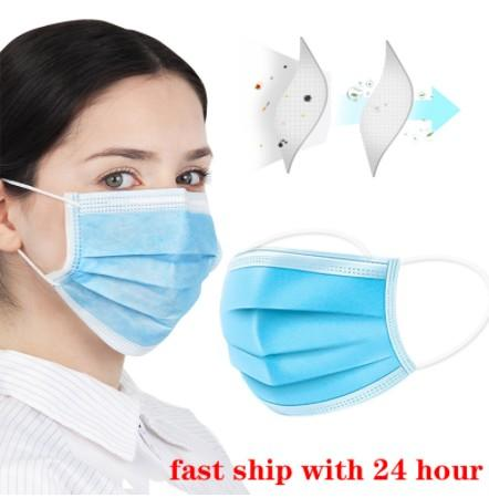 masque jetable anti grippe