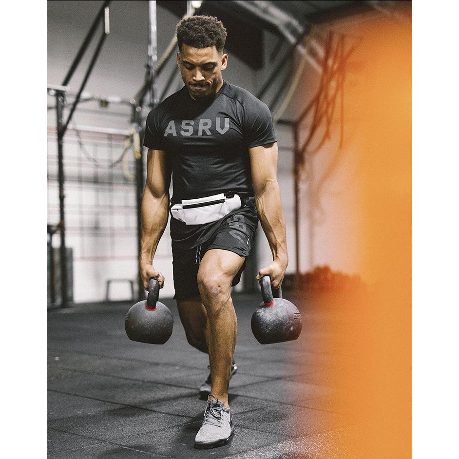 Nuovo elegante magliette per Mens 2020 di modo di estate lettera casuale Stampa magliette Mens asciugatura rapida Style Sport Active Top traspirante Tees