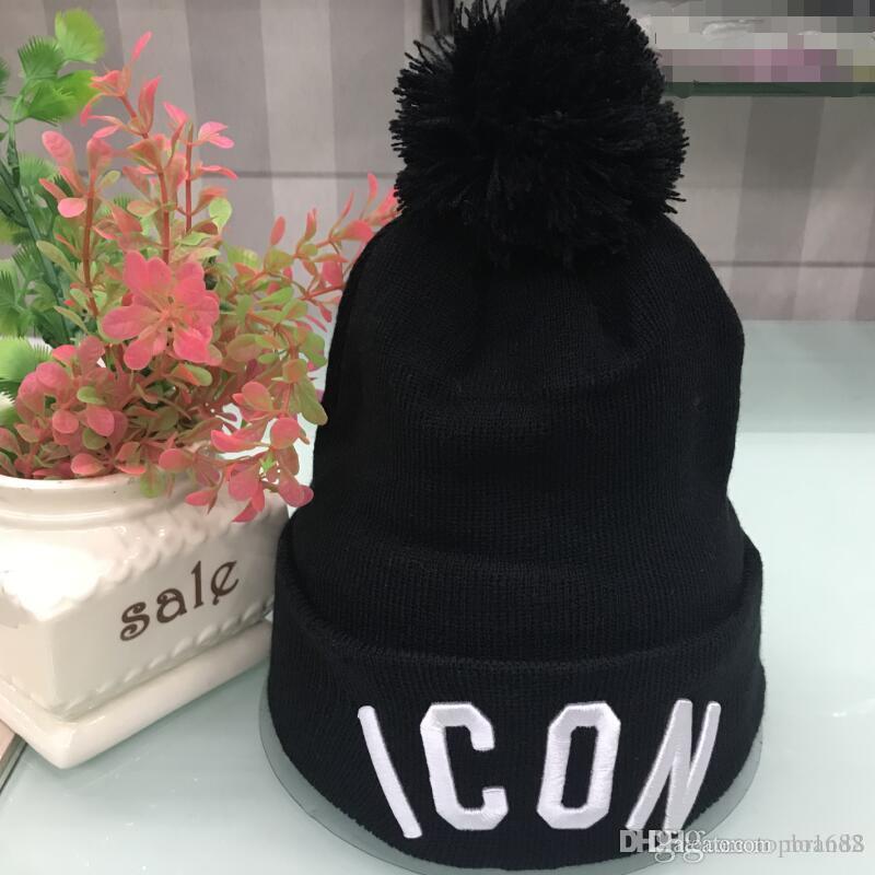 Erkekler Kadınlar Açık Kayak Şapkalar Sıcak Hip Hop Cap Kulak Muff için PP Şapka The North Polar Polar ICON Kış Beanie Yüz Kafatası Caps