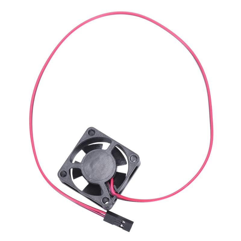 FFYY-For Rc Model Car Esc 3010 Motor Cooling Fan For Remote Control Car Parts Accessories