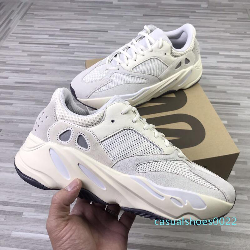 2020 damla gemi 700 koşucu Kanye West Dalga Runner Leylak Statik Atalet Erkek Kadın Atletik Spor Ayakkabı Trainer Sneakers c22 Koşu Ayakkabıları