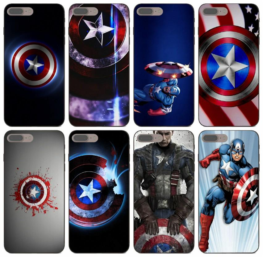 TongTrade Super Hero Captain America Shield Case For IPhone 11 Pro ...
