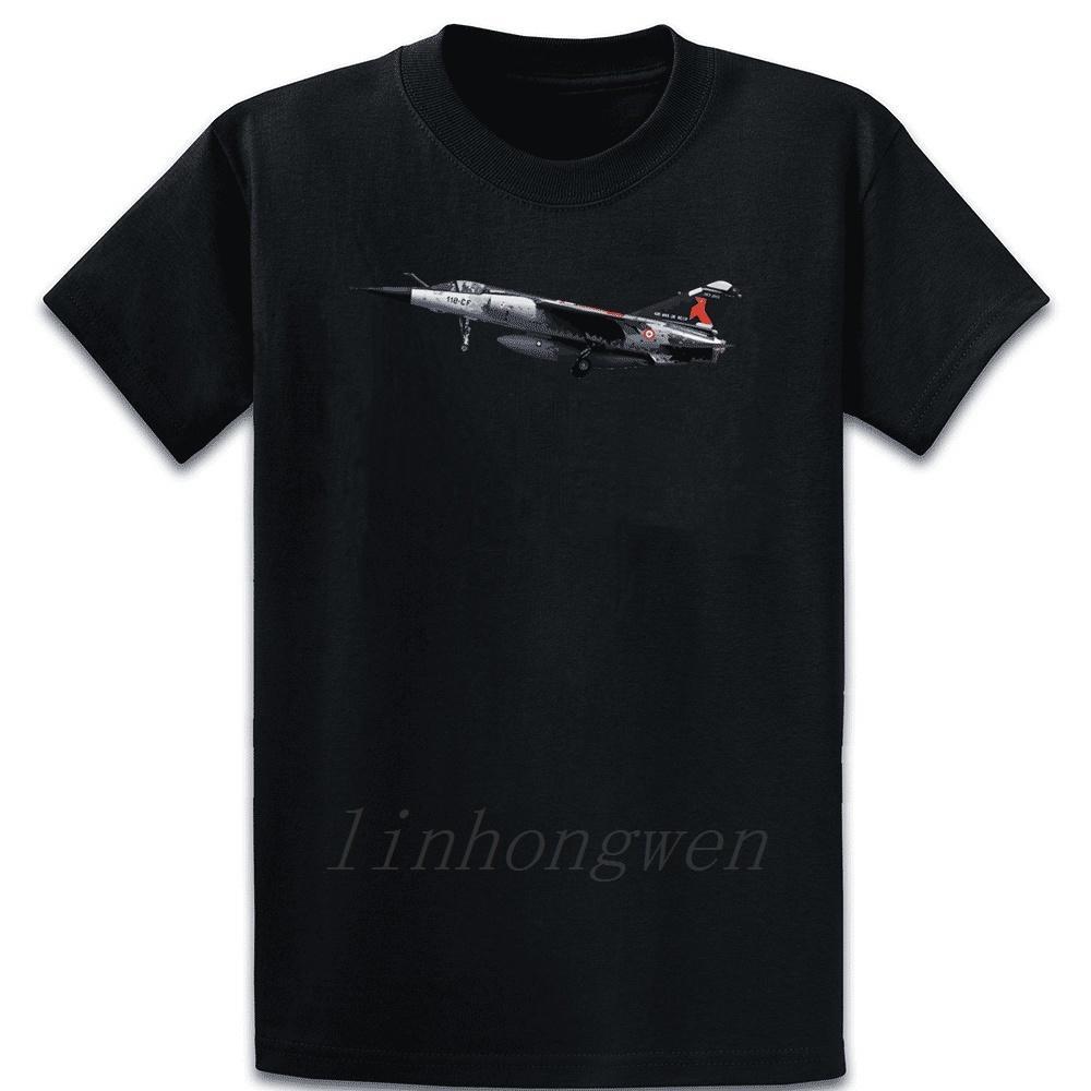 Mirage F1 Riat T-Shirt Anti-Falten-Sommer-Art-Charakter Kurze Hülse Muster S-4XL Basic-Fest-Mode-Hemd
