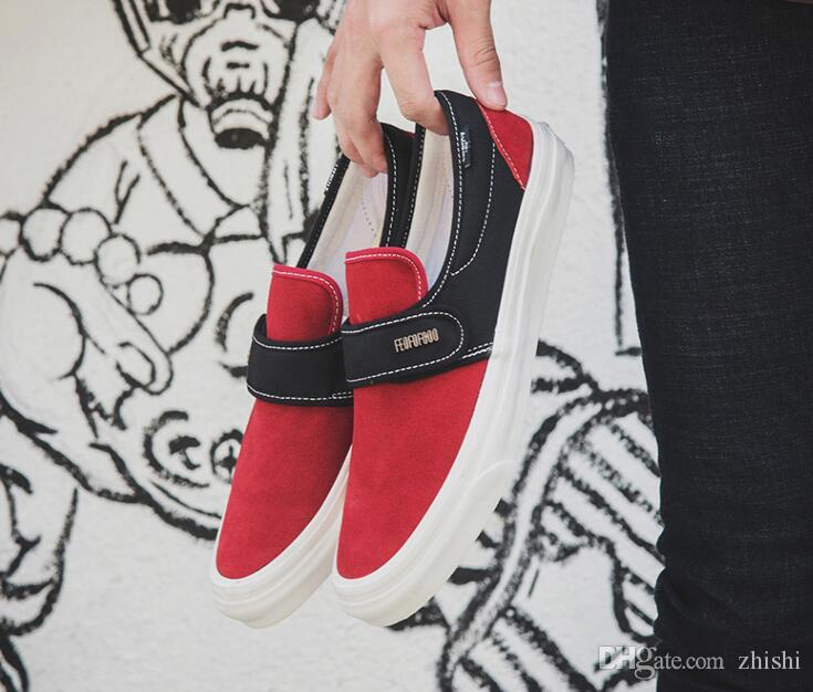 남성과 여성 부드럽고 두꺼운 고무 바닥을 최고 품질의 캐주얼 캔버스 신발, 디자이너 캐주얼 신발, G5.58