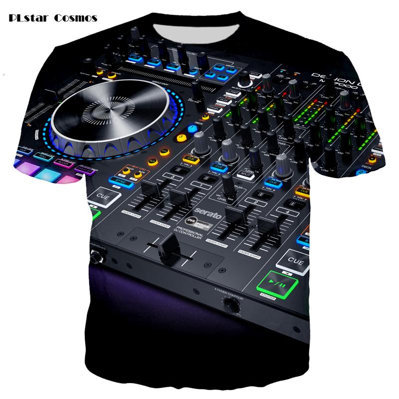YX GIRL fashion Sound activado LED T Shirt Light Up and down Flashing Equalizer EL T-Shirt Hombres para Rock Disco Party DJ T shirt