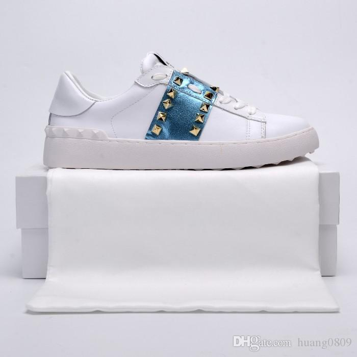 Yeni toptan moda tasarımcısı bayan ayakkabıları beyaz dikiş erkekler ve kadınlar rahat ayakkabılar lüks satılık rahat tasarımcı açılış ayakkabı