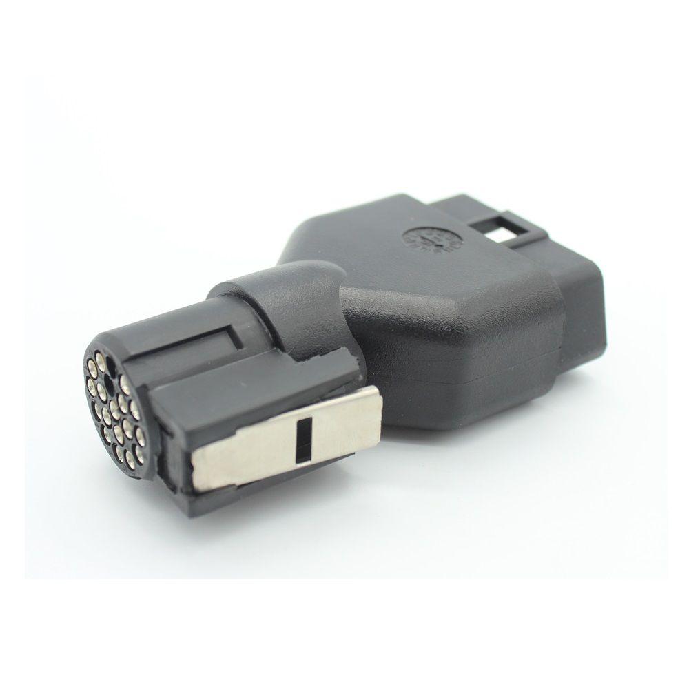adattatore 16pin Fcarobd GM TECH2 Tech-II 16 Pin OBD 2 Adattatore tecnologia 2 di Vetronix OBD-II GM 16 pin connettore OBD2 strumento di analisi tech-2