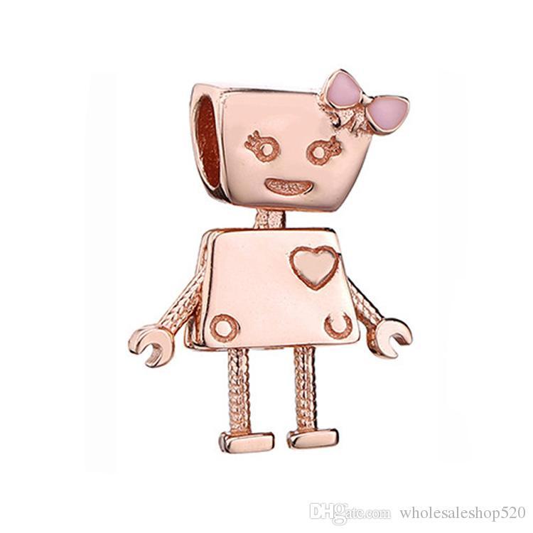 collier robot pandora
