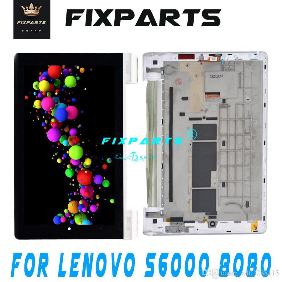 Original 10.1 Lenovo YOGA B8080 B8000 Tablet 10/B8080 S6000 +LCD Display + Touch Screen Digitizer Sensor Full Assembly Tablet Pc