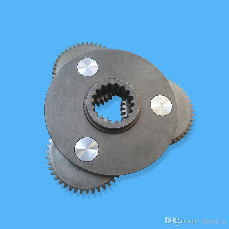 Planetary Carrier Spider Assembly 7Y-1432 with Gear Sun 6I-6583 for Final Drive Travel Motor Assembly Fit E320C E320D