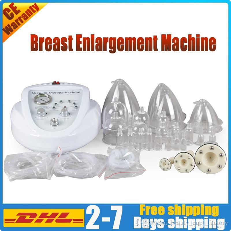 seno pompa allargamento allargamenti macchina tazze terapia vuoto bellezza busto Vacuum terapia massaggio modellatura del busto ingranditore migliorare