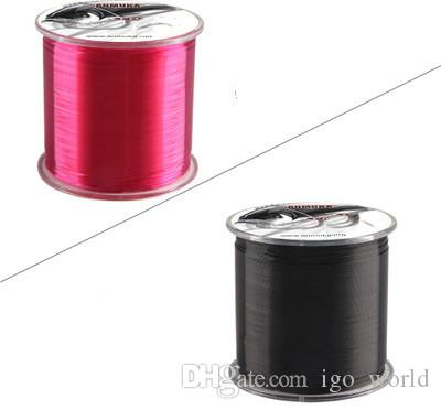 Color Scissor Fishing Line Monoflament Outdoor fishing line Long Super Pull Strong Cool Multi colors options
