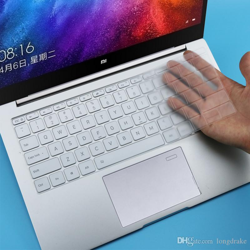 For Xiaomi Mi Air 13.3 Inch Mibook Air 13 Mi notebook 13 Silicone Keyboard Cover Laptop Notebook Skin Protector film 13