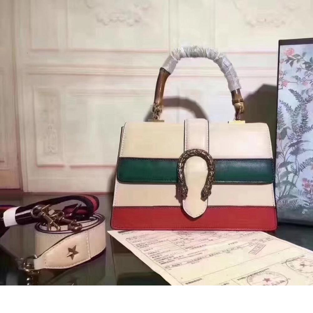Frauentasche Hohe Handtasche Größe 27 * 18 * 13cm Geschenk-Box WSJ001 # 111278 xia8803