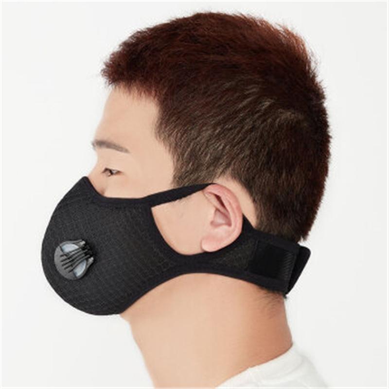 50 1PCS Универсальной маски для замены 3 слоя Анти Dust дышащего Fog пыль сек для большинства # QA720