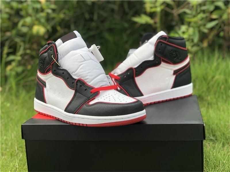 2019 Release 1 Retro High Og Who Said Man Was Not Meant To Fly Men Basketball Shoes Wsmwnmtf 555088 -062 Outdoor Sneakers With Og Box