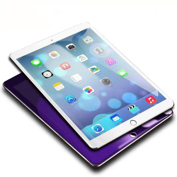 2019 Ipad에 강화 유리 화면 보호 필름 AIR 3 박 미니 1/2/3/4/5 블루 레이 방지 무료 호일 도구 적용